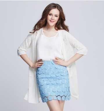 GA&GA Autunno ladies '-Cardigan sottile/traspirante sciolto orologio al quarzo, aria condizionata in Cardigan lungo in , meters white , one-size