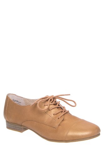 Editorial Oxford Flat Shoe