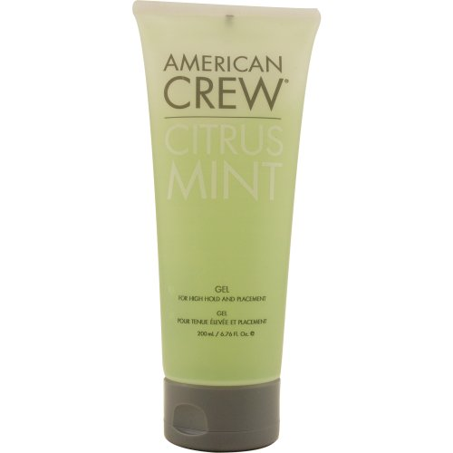 American Crew Citrus Mint High Hold Hair Styling Gel 6.76 oz