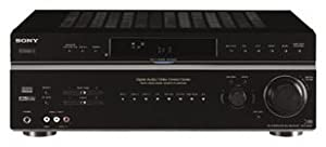 Sony STR-DE697 Audio / Video Receiver (Discontinued by Manufacturer)