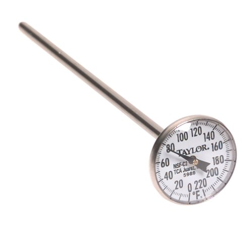 Taylor Classic Instant-Read Pocket Thermometer