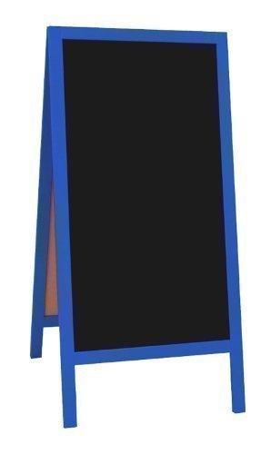 Pizarra de madera tabla caballete del pavimento encerado - Pintura pizarra precio ...
