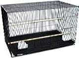 YML Medium Breeding Cages Lot of 4 Black