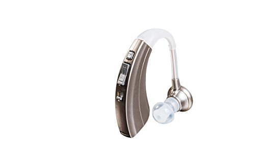 Britzgo BHA-220S Hearing Amplifier, Modern and Fashion Designed Adjustable Tube...