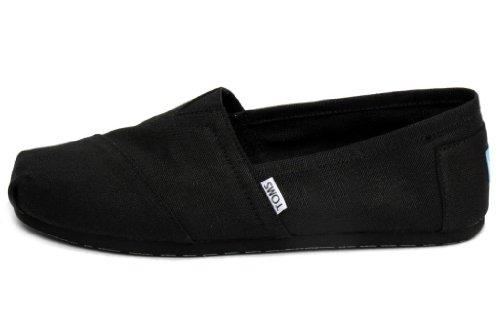 aca99d0136759 New Shoes Men : Toms Mens Classics Earthwise Black 001090A13-Blk 11