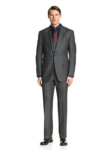 Tom Ford Men's 3-Piece Peak Lapel Suit