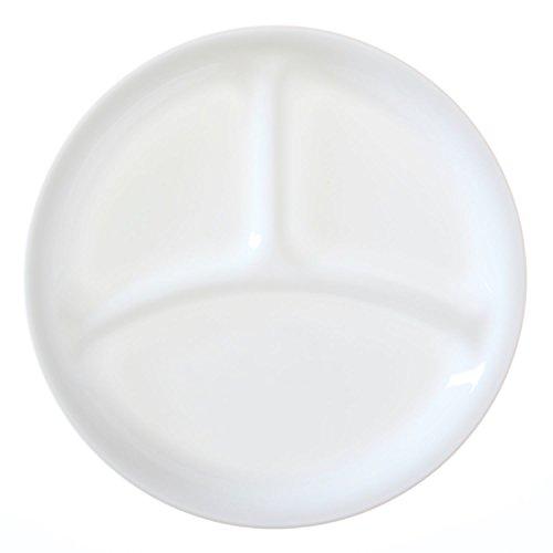 Corelle-Livingware-8-12-Inch-Divided-Dish-Winter-Frost-White