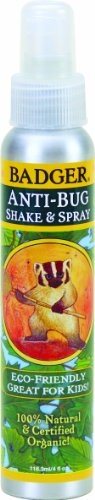 Badger Balm Anti-Bug Spray  4 oz