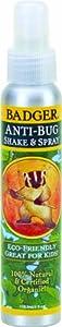 Badger Balm Anti-Bug Spray - 4 oz