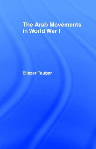Los movimientos árabes en la I Guerra Mundial