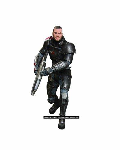 Mass Effect Series 1: Shepard Action Figure