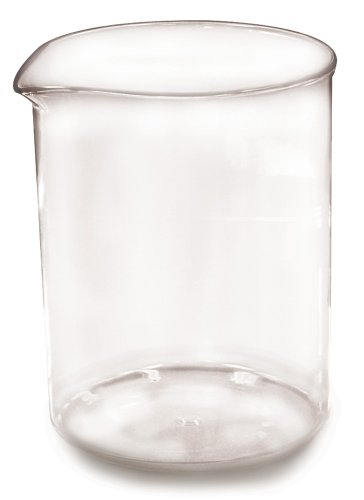 Primula Universal French Press Replacement 4-Cup Glass Beaker