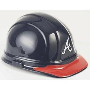 Atlanta Braves Hard Hat by Caseys