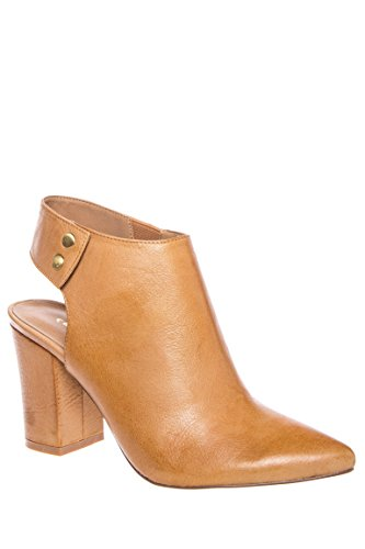 Try Me Pointed Toe Bootie
