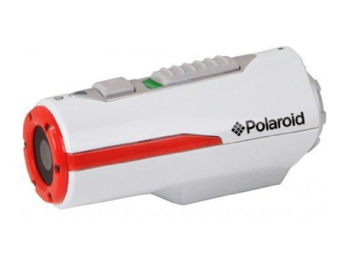 Polaroid XS80 HD 1080p 16MP Waterproof Sports Action Video Camera With Mounting Kit Included