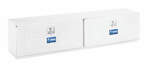 UWS TBTS-72 Topsider Aluminum Two Door Toolbox (2 Door Truck Toolbox compare prices)