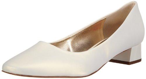 Högl shoe fashion GmbH Womens 7-103406-03000 Closed White Weià (perlweià 300) Size: 38