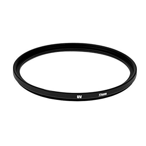 tinxi® 77mm Multi-couches UV Ultra-Violet filtre protecteur Pour Canon Nikon Sony Olympus Fuji Panasonic Pentax Samsung et des autres DSLR Lens
