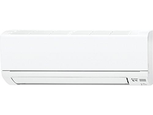 三菱 8畳用 2.5kW エアコン 霧ヶ峰 GVシリーズ MSZ-GV255-W-SET ピュアホワイト MSZ-GV255-W+MUCZ-G255