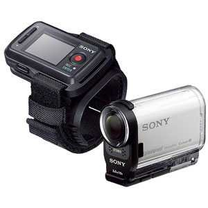 ソニー メモリースティックマイクロ/マイクロSD対応フルハイビジョンアクションカム(ライブビューリモコンキット) HDR-AS200VR