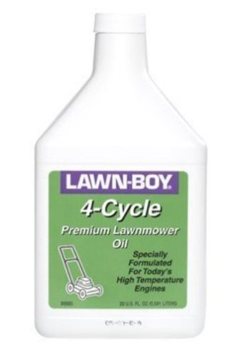 Lawn Boy 89885 20-Ounce Premium Lawn Mower 4-Cycle Engine Oil