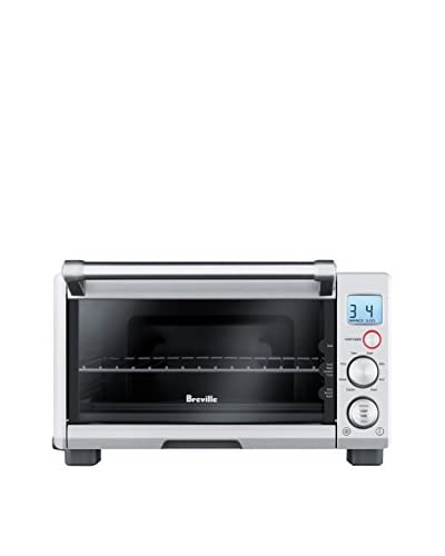 Breville Compact 1800-Watt Smart Toaster Oven with Element IQ