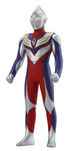 Ultra Hero 500 series #8: ULTRAMAN TIGA (MULTI TYPE)