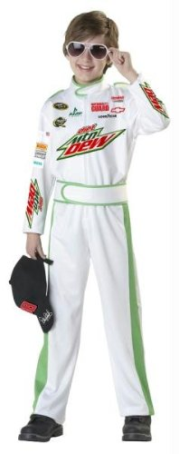 Costumes For All Occasions CC00363SM Dale Earnhardt Jr Child Small