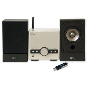 ラトックシステム ワイヤレスオーディオシステム RAL-Cettia1B