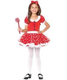 Lil Lollipop Girl Kids Costume - Small