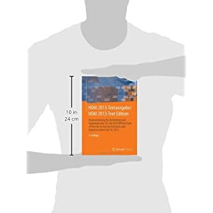 HOAI 2013-Textausgabe/HOAI 2013-Text Edition: Honorarordnung für Architekten und Ingenieu