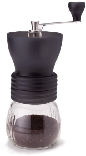 Kyocera Advanced Ceramic Coffee Grinder, Black