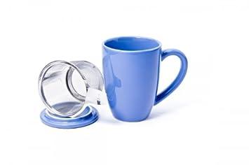 BUNZLAUER KERAMIK Keramiktasse Tasse Becher Kaffeetasse Keramikbecher  400 ml