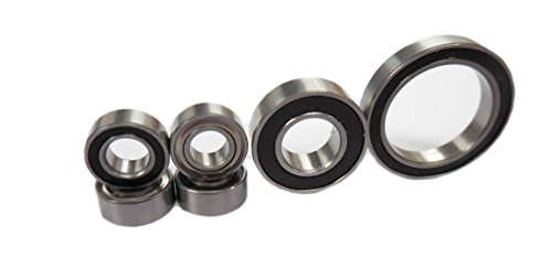 Extreme Hobbies Axial Wraith Transmission Sealed Bearing Kit (Hobby Bearings compare prices)