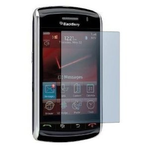 TECHGEAR - BLACKBERRY STORM2 9520 / 9550 INVISIBLE SCREEN PROTECTOR with cleaning cloth