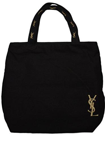 Yves Saint Laurent イヴ・サンローラン トートバッグ ブラック 並行輸入品