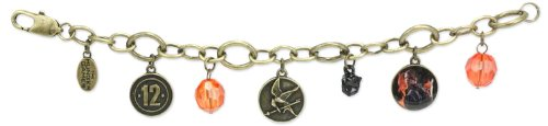 The Hunger Games Movie Bracelet Charm