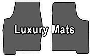 2006-2011 Honda Civic 2 Door|Si Luxury 2 Pc Front Mats Luxury Cruiser Mat Color: Med Parchment