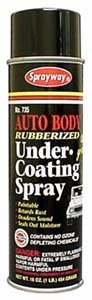 Autobody Rubberized Undercoating - Case:12