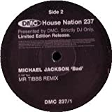 Michael Jackson MICHAEL JACKSON / BAD (REMIX)