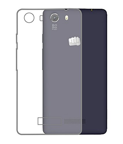 For Motorola Moto E (2nd Gen) 3G/4G Moto E2 Exclusive Soft Silicone TPU Jelly Transparent Crystal Clear Case Soft Back Case Cover By Stylabs