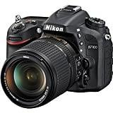 Nikon D7100 24.1 MP DX-Format CMOS Digital SLR with 18-140mm Zoom Lens