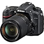 Nikon D7100 24.1 MP DX-Format CMOS Di...