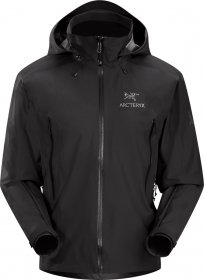Arc'Teryx Beta Ar Jacket - Men'S Black Medium