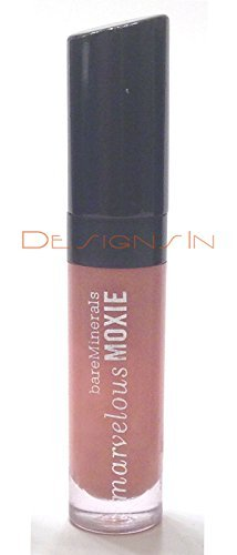 Bare Escentuals BareMinerals Marvelous Moxie Lip Gloss Live Wire, Maverick or Trailblazer 0.07 oz/2.25 ml Travel Size (Trailblazer) (Marvelous Moxie Maverick compare prices)