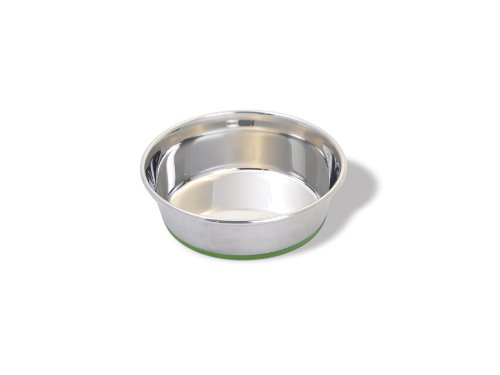 Pureness Stainless Steel Cat Dish, 8-Ounce