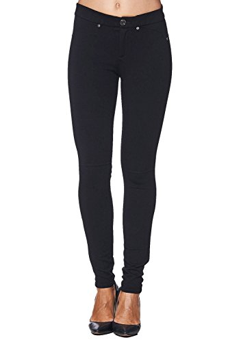 7-for-all-mankind-stretch-hose-tailored-skinny-double-knit-schwarz-w24