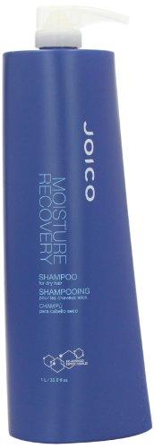 Joico Moisture Recovery Shampoo, Pacco 1 pezzo-1 litro