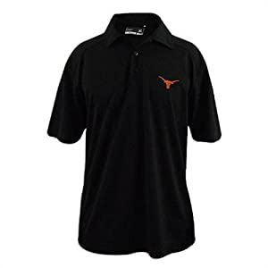 Texas Longhorns Cutter and Buck Drytec Genre Polo by Cutter & Buck
