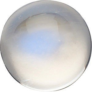 AfricaGems - Round Shape Rainbow Moonstone Natural